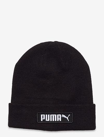 PUMA Classic Cuff Beanie - mössor - puma black