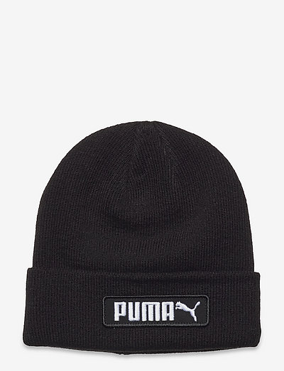 PUMA Classic Cuff Beanie Jr - beanie - puma black