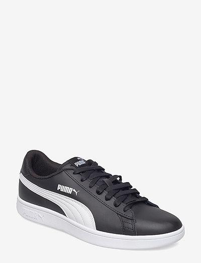 Puma Smash v2 L - låga sneakers - puma black-puma white