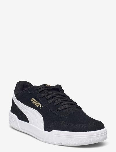 Caracal SD - låga sneakers - puma black-puma white-puma team gold