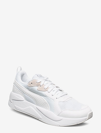X-Ray - låga sneakers - puma white-gray violet