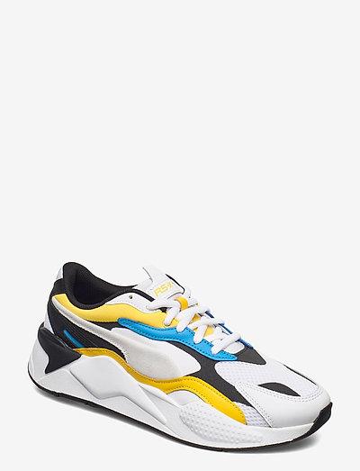 RS-X Prism - låga sneakers - puma white-spectra yellow