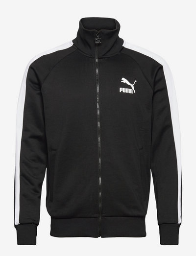 Iconic T7 Track Jacket PT - nyheter - puma black