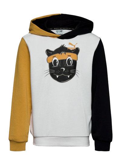LIL PUMA Hoodie TR - kapuzenpullover - puma white