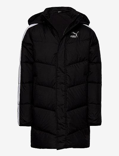 T7 Down Coat B - isolerade jackor - puma black