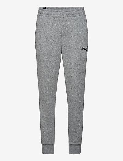 ESS Logo Pants TR cl - pantalons - medium gray heather-cat