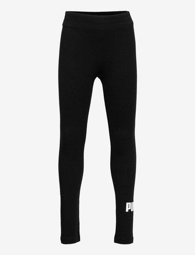 ESS Logo Leggings G - sportunderdelar - puma black