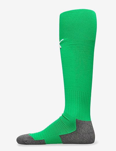 Team LIGA Socks CORE - fotbollsstrumpor - bright green-puma white