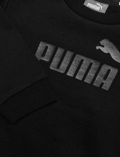 Minicats ESS Crew Jogger FL - joggingset & tvådelade set - puma black