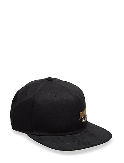 ARCHIVE Suede cap - PUMA BLACK
