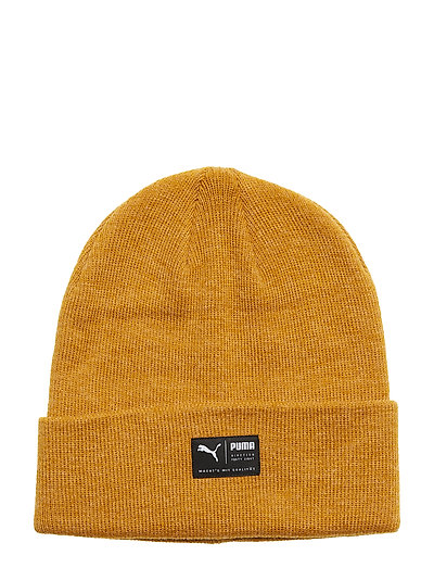 ARCHIVE heather beanie - BUCKTHORN BROWN
