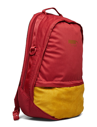 huge discount e9115 fcd21 Puma Suede Backpack (Red Dahlia) (£26.95) - PUMA - | Boozt.com