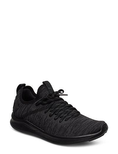 Ignite Flash Evoknit Wn'S Shoes Sport Shoes Training Shoes- Golf/tennis/fitness Schwarz PUMA
