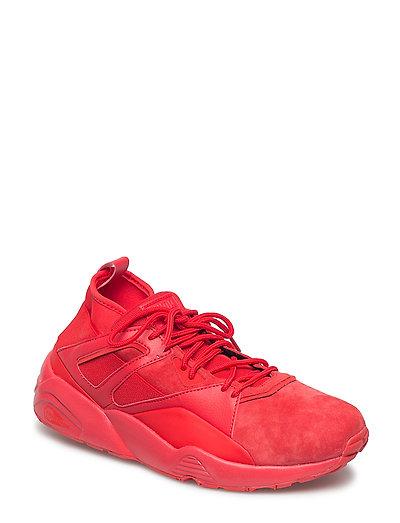 Bog Sock Core Niedrige Sneaker Rot PUMA
