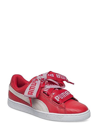Basket Heart De Wn'S Niedrige Sneaker Pink PUMA
