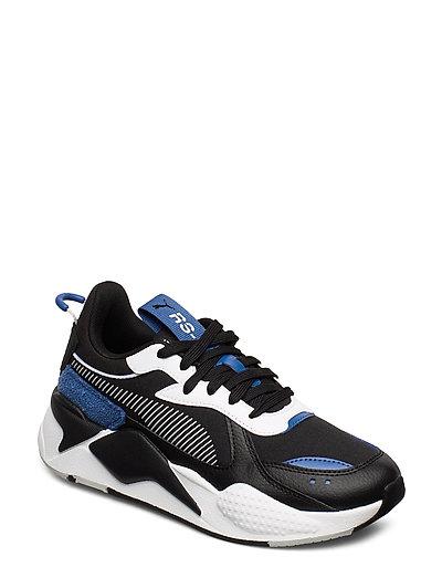 Rs-X Collegiate Jr Niedrige Sneaker Schwarz PUMA