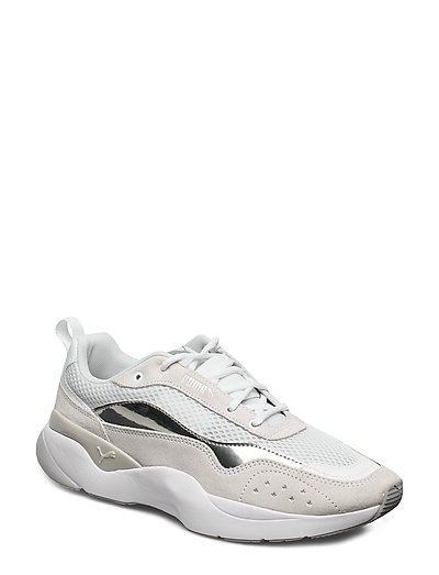 Lia Pop Wn'S Niedrige Sneaker Weiß PUMA