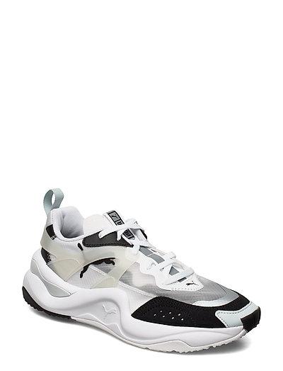 Rise Wn'S Niedrige Sneaker Weiß PUMA