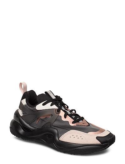 Rise Wn'S Niedrige Sneaker Schwarz PUMA