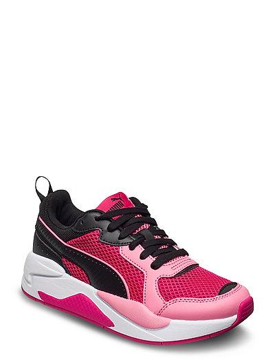 X-Ray Glitch Niedrige Sneaker Pink PUMA
