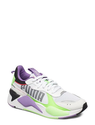 Rs-X Bold Niedrige Sneaker Weiß PUMA