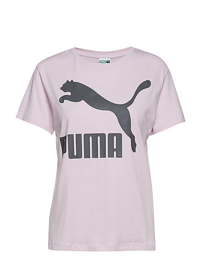 Classics Logo Tee - WINSOME ORCHID