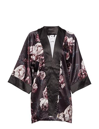 PUMA x KENZA Kimono - PUMA BLACK-ALLOVER