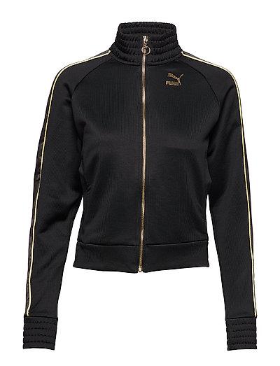 PUMA x KENZA Track Jacket - PUMA BLACK