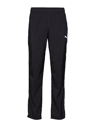 ESS Woven Pants, op - PUMA BLACK