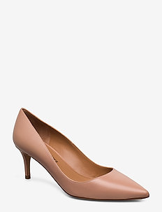 MABEL - classic pumps - kid nude