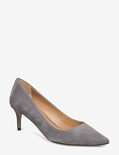 MABEL - SUEDE GREY