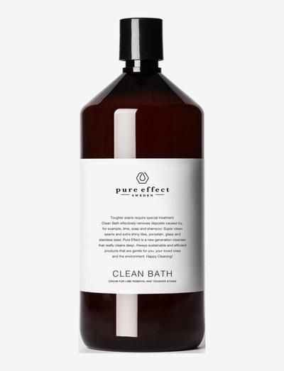 Clean Bath - renseprodukter - no colour