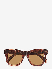QUAY AUSTRALIA - AFTER HOURS - d-shaped - tort / brown lens - 0