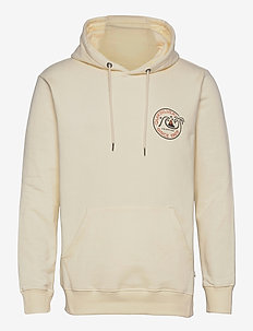 INTO THE WIDE HOOD - hoodies - antique white