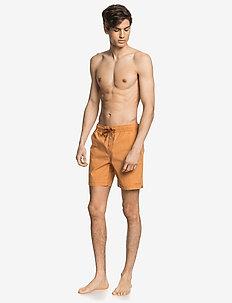 TAXER WS - casual shorts - thai curry