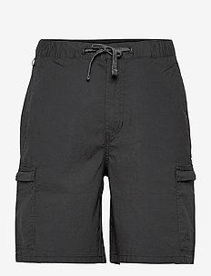 BON WEEKEND - casual shorts - tarmac