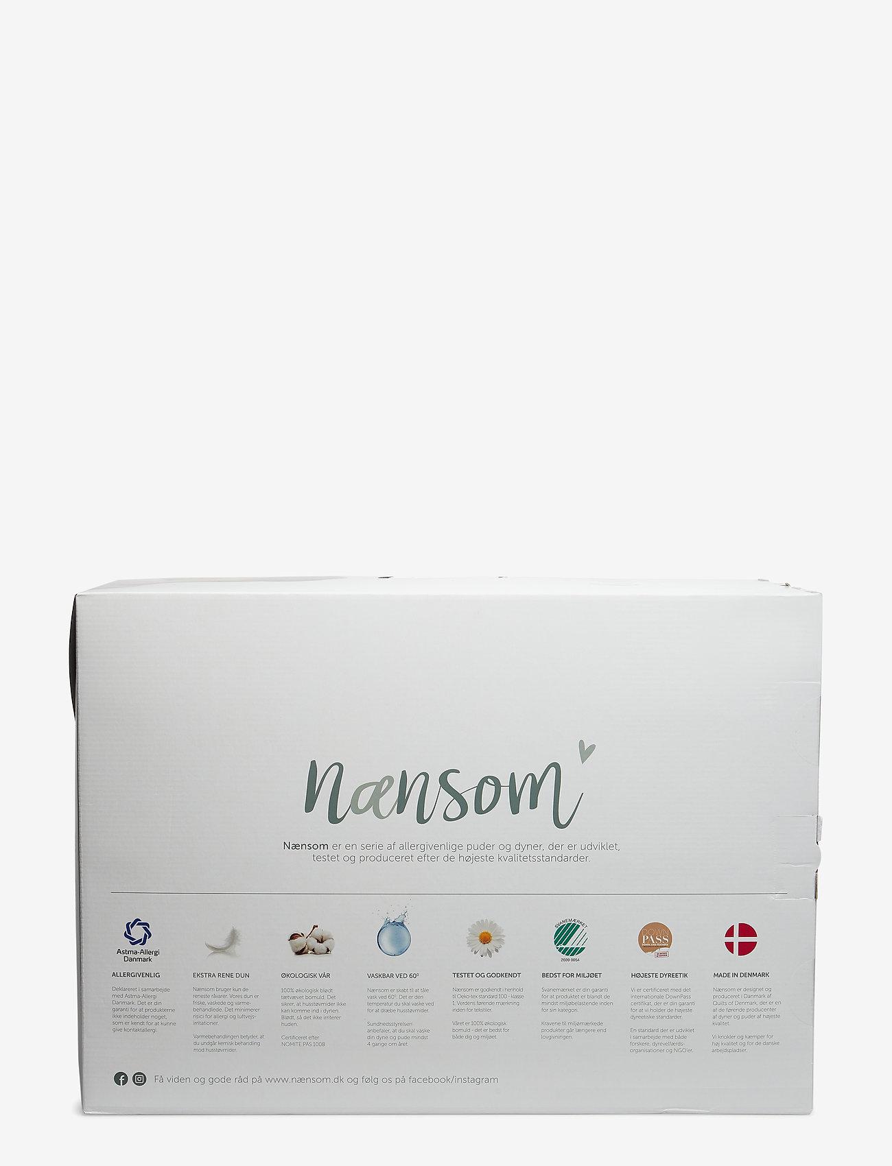 Nænsom Warm Down Duvet (White) (412.50 €) - Quilts of Denmark SRqBm