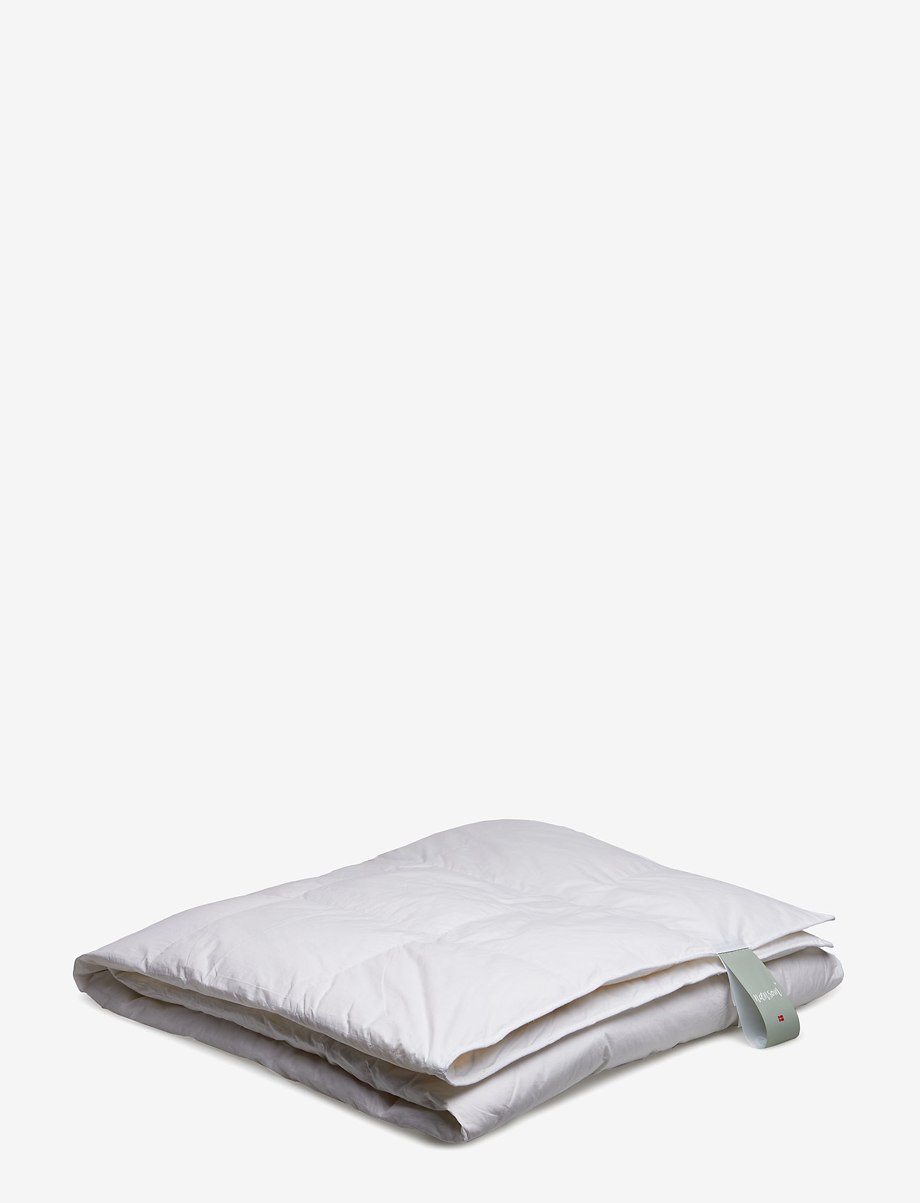 Quilts of Denmark - Nænsom Medium Down Duvet - sengesett - white - 0