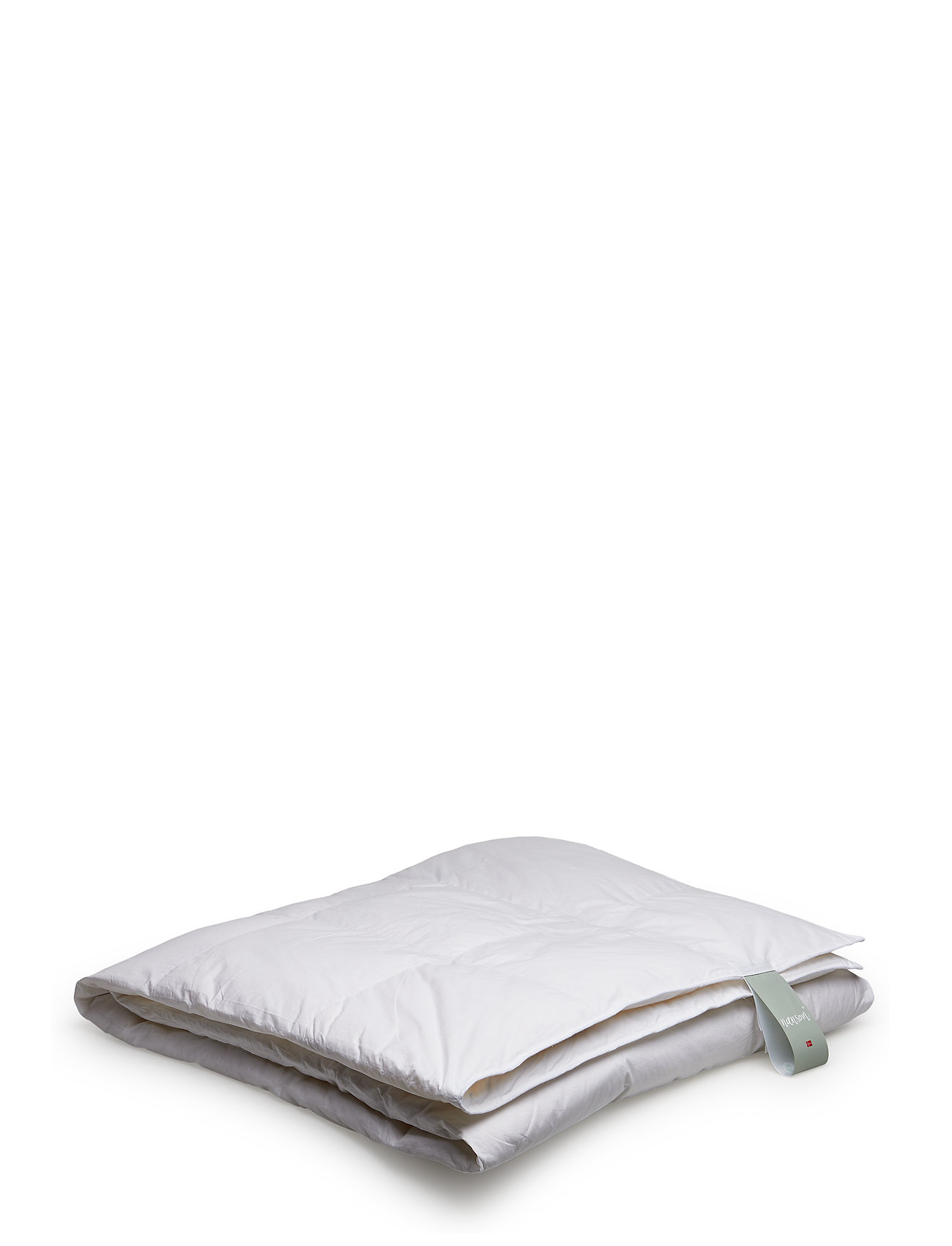 Quilts of Denmark Nænsom Medium Down Duvet - WHITE