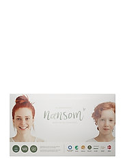 Nænsom Low 3 chamber pillow - WHITE