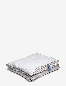 Danadream Exclusive Varm Moskusdyne - pillows & duvets - white