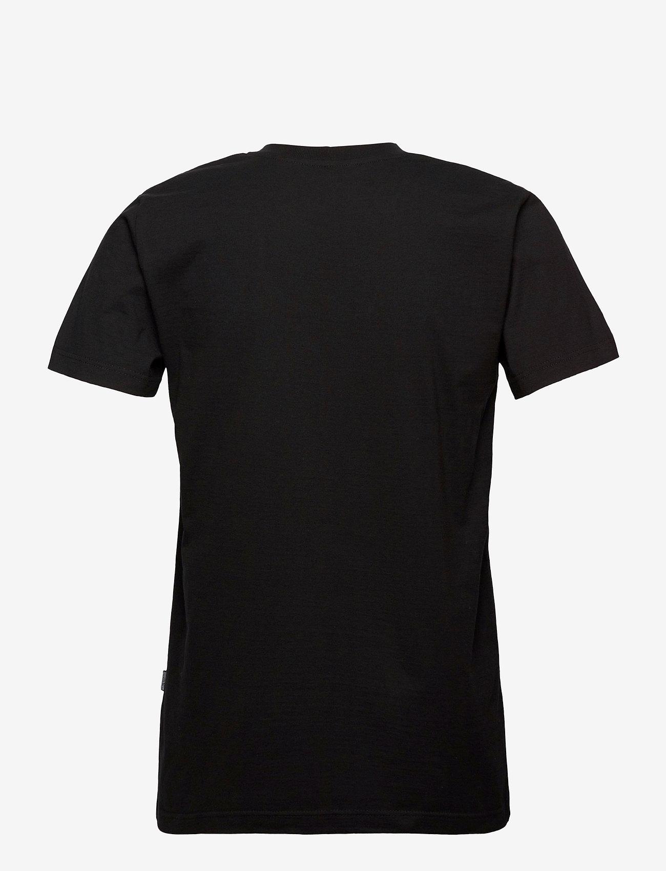 R-Collection Classic T-Shirt - T-skjorter BLACK - Menn Klær