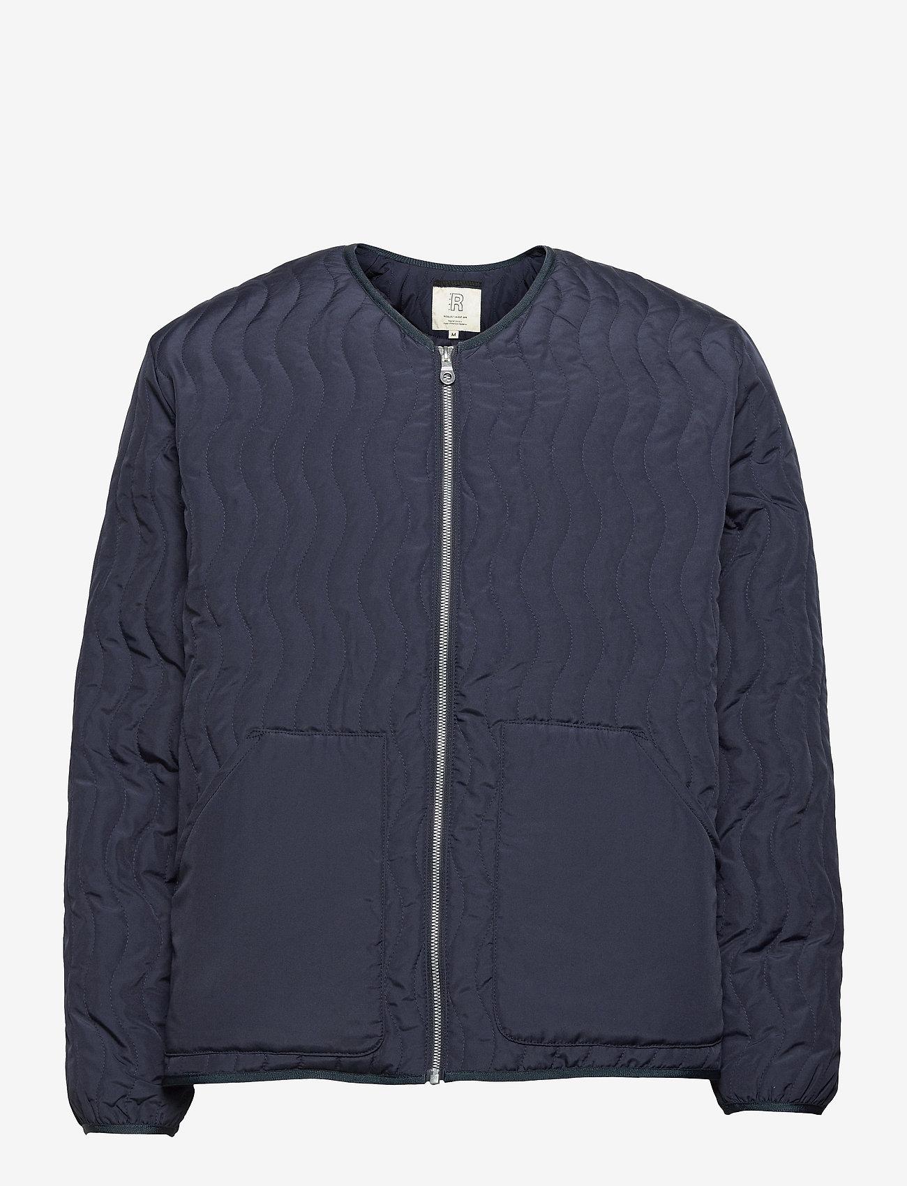 R-Collection - Antton Quilt Jacket - gewatteerd jassen - ink blue - 0