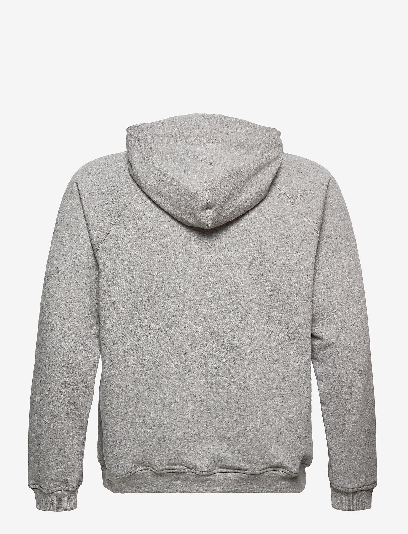 R-Collection - Classic Hoodie - hoodies - light grey melange - 1