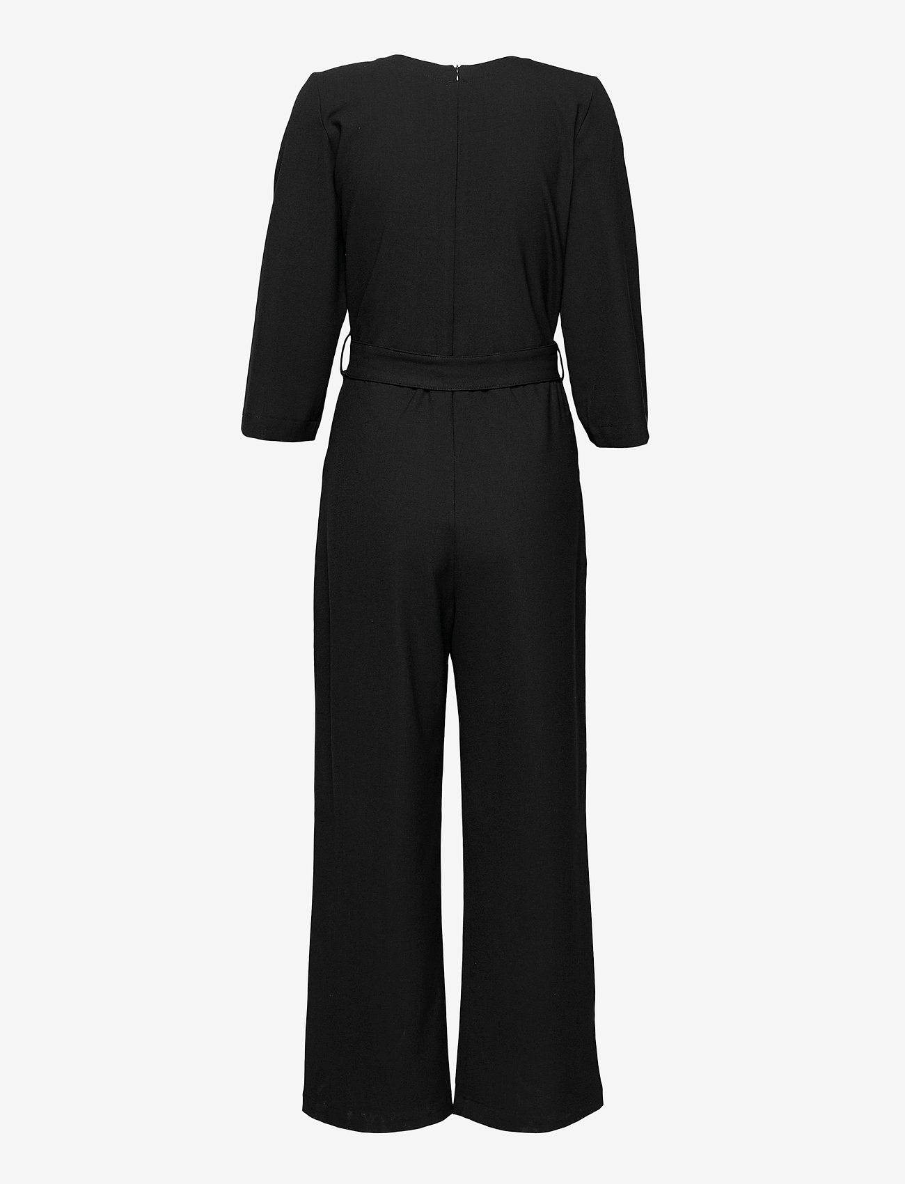 R-Collection - Milja Overalls - jumpsuits - black - 1