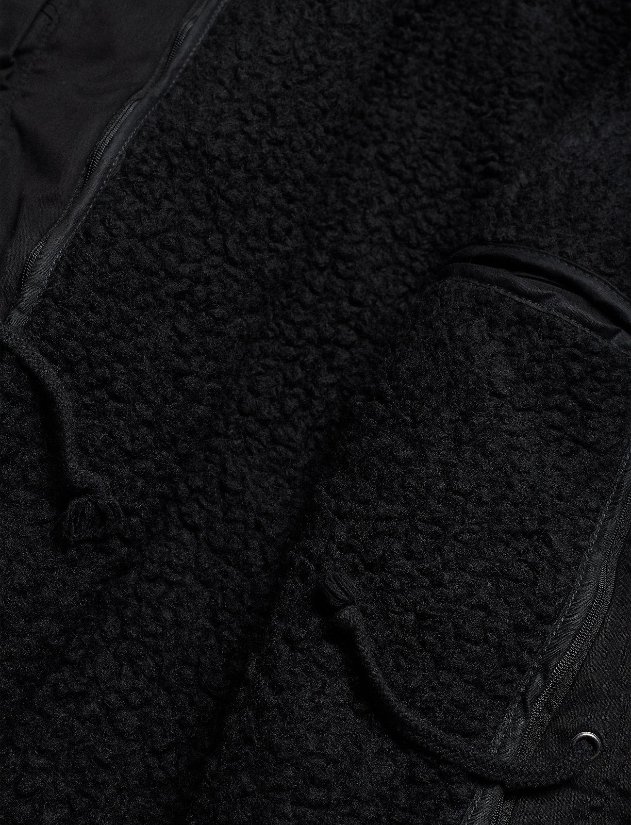 R-Collection Classic Parka - Jakker og frakker BLACK - Menn Klær