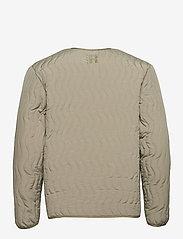 R-Collection - Antton Quilt Jacket - gewatteerd jassen - light moss green - 1
