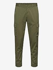 R-Collection - Cargo Pants - cargobukser - moss green - 0