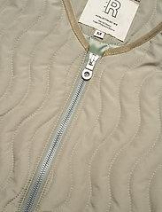 R-Collection - Antton Quilt Jacket - gewatteerd jassen - light moss green - 2