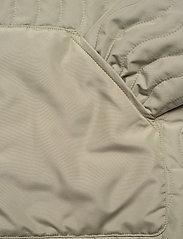 R-Collection - Antton Quilt Jacket - gewatteerd jassen - light moss green - 3